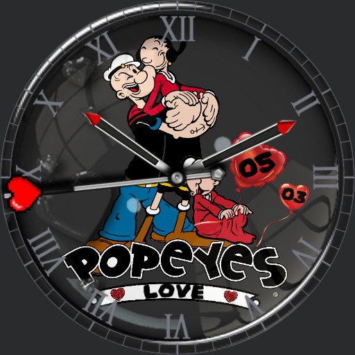 Popeye Familie
