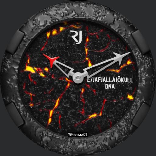 RJ-Romain Jerome Eyjafjallajkull-DNA Burnt Lava