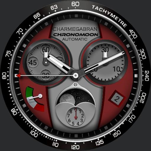 CHARMEGABRAN,  CHRONOMOON