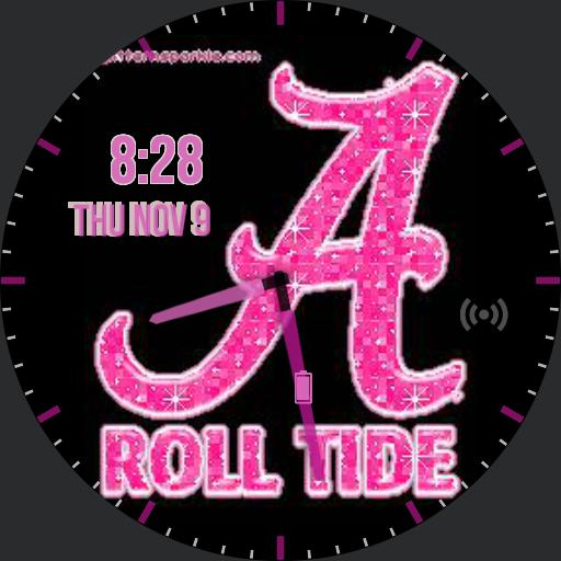 pink roll tide