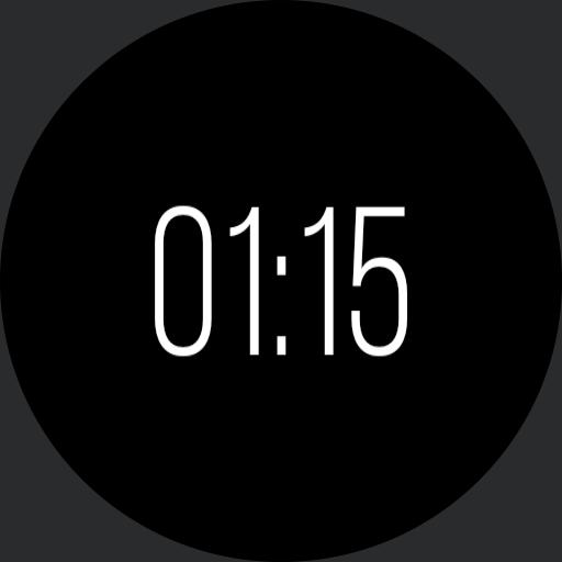 Simple Watchface