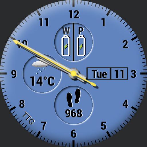 TTG IWF Colour Switcher