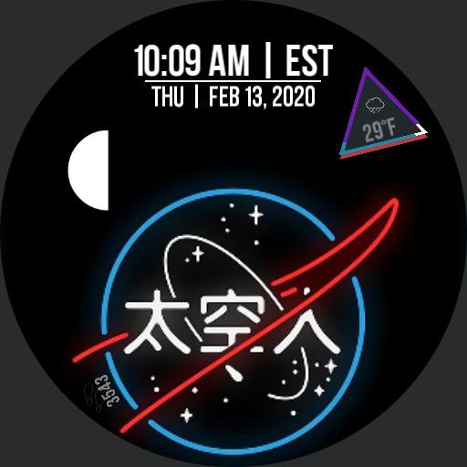 Japanese NASA