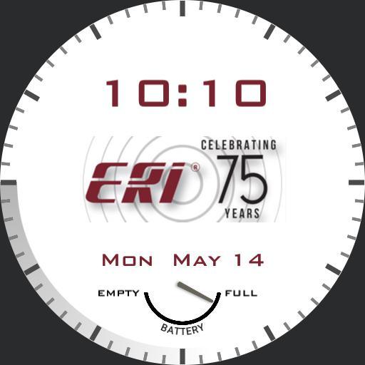 ERI 75th Anniversary