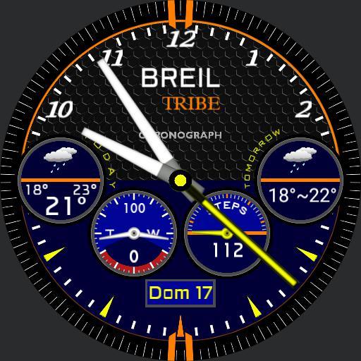 Breil Tribe  4 dials