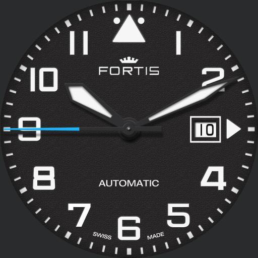 Fortis Pilot Classic