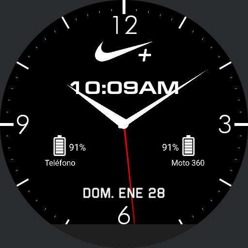 Nike White Daniel