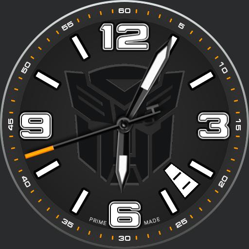 Autobots Prime Watch