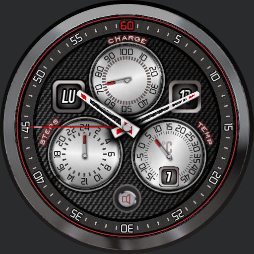 classic chrono sport infowatch