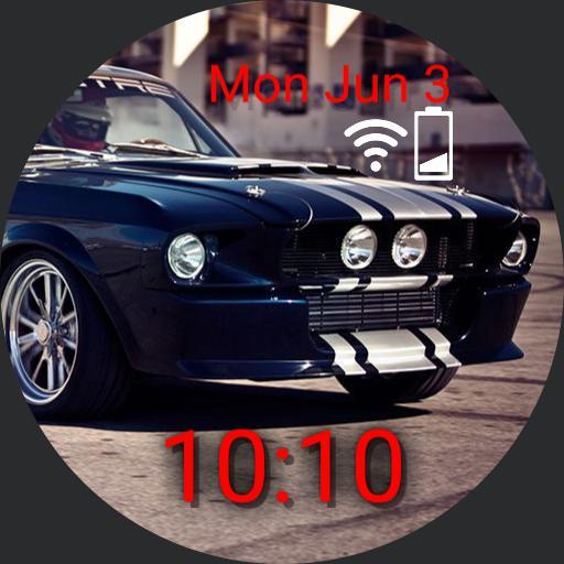 GT500 Mustang