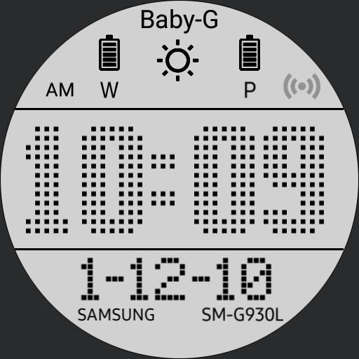 Baby-G v2