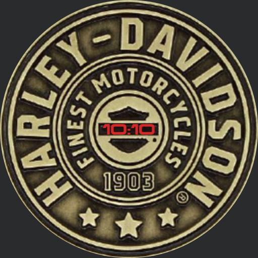 Harley-Davidson digital legend