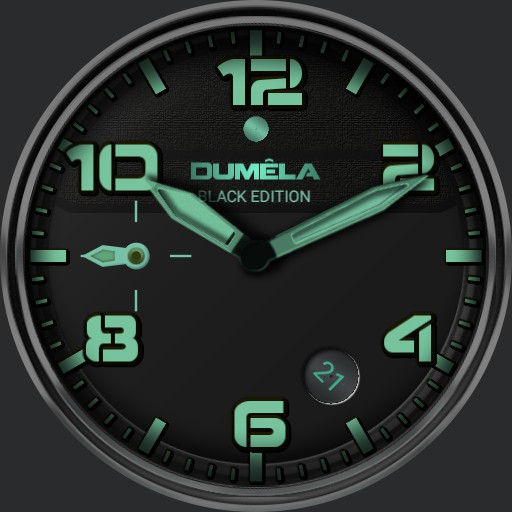 Dumla black edition