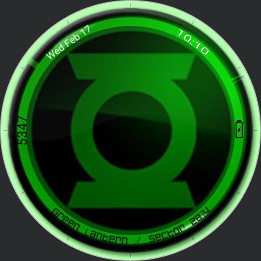 Green Lantern of 2814