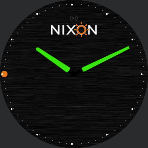 NIXON - Dark Mission Copy