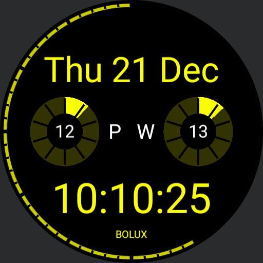 BOLUX - Digital Yellow