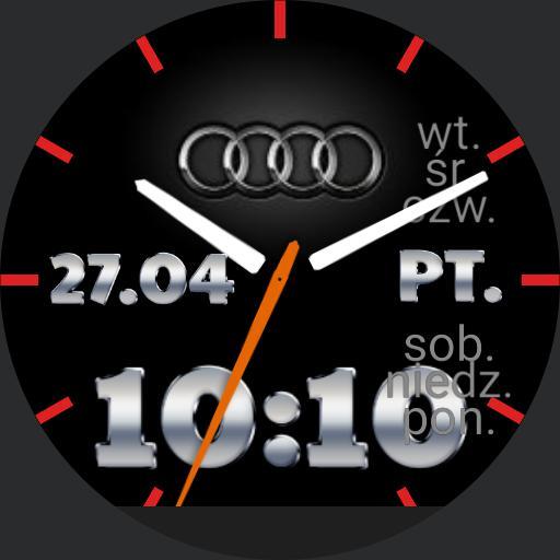 Seba Audi-fan