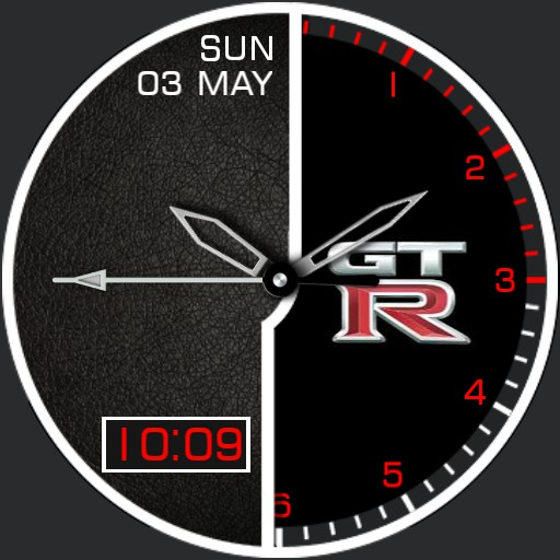 GT-R Watch