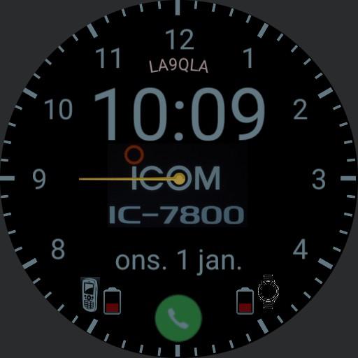 Icom IC-7800 v2
