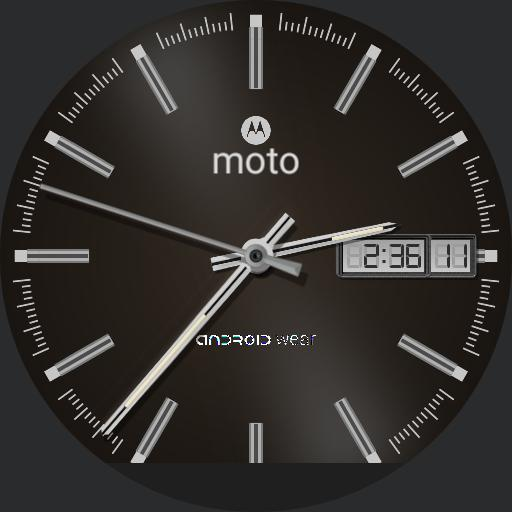 Moto HyperChrome Black Copy