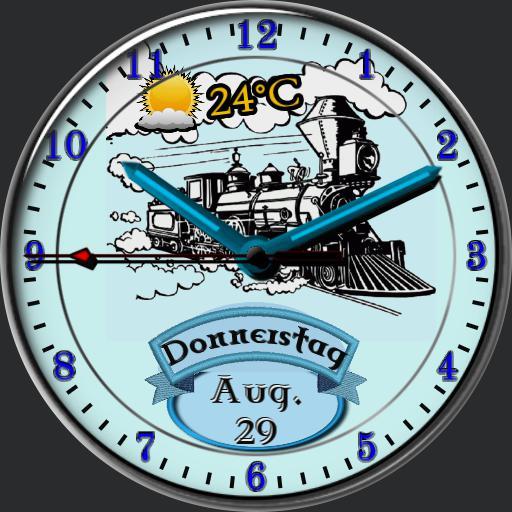 0052  steam locomotive