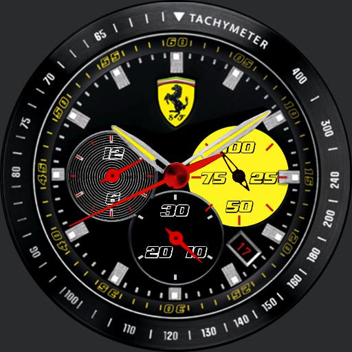 Ferrari Scuderia V.yos