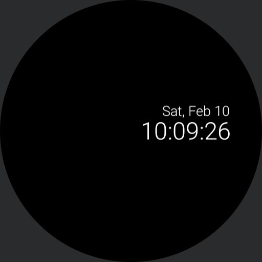 Adit Watch Face