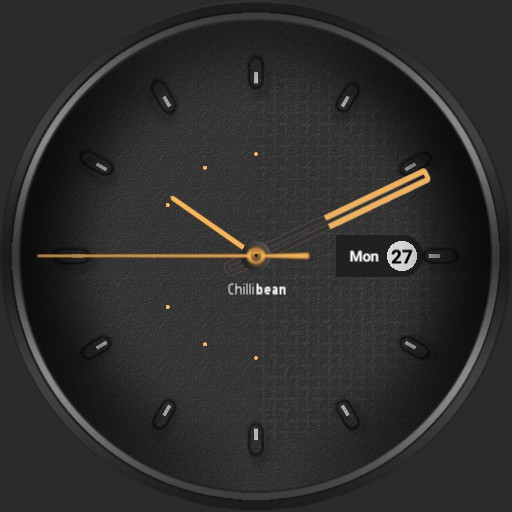 chillibean concept watch Copy