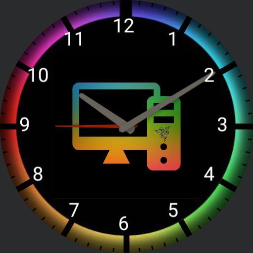 cool rgb razer pc watch