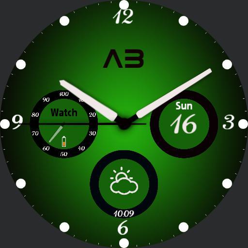 Green AB1