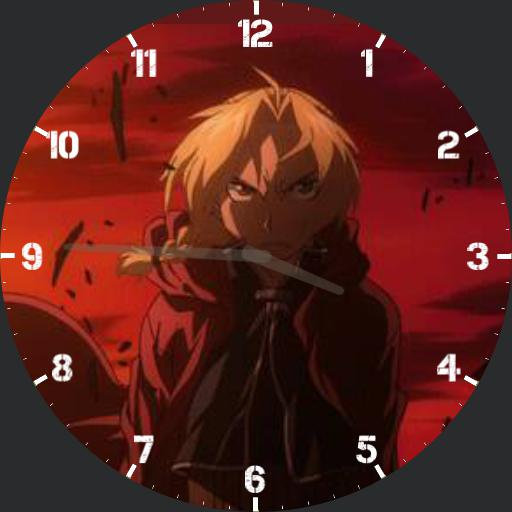 Fullmetal Alchemist - Edward