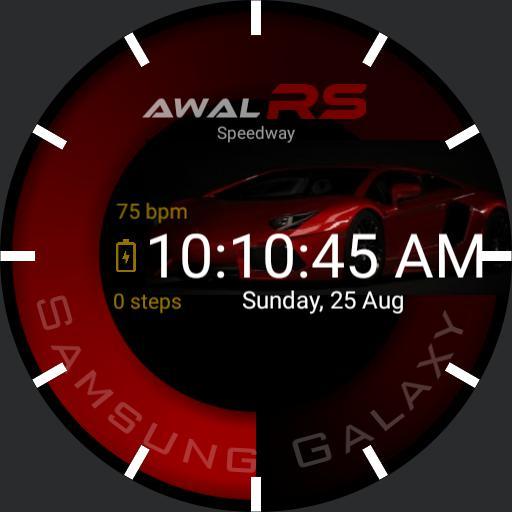 AWALRS - Speedway