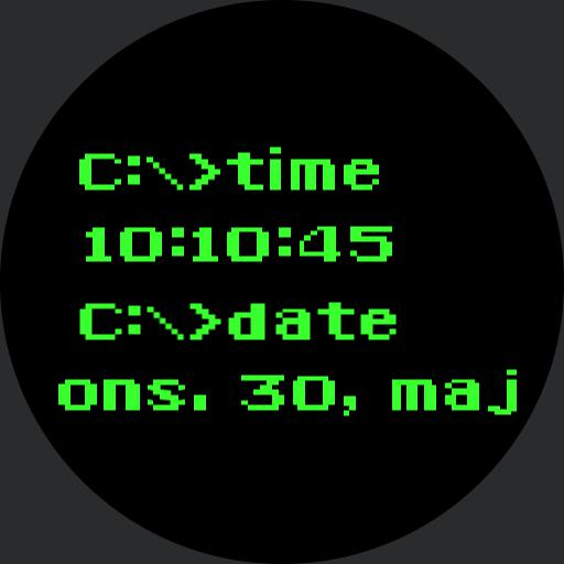 cmd watchface