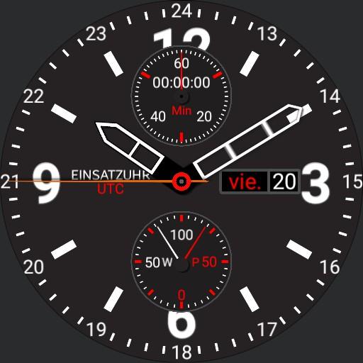 Mission Watch 5.5 UTC full hours