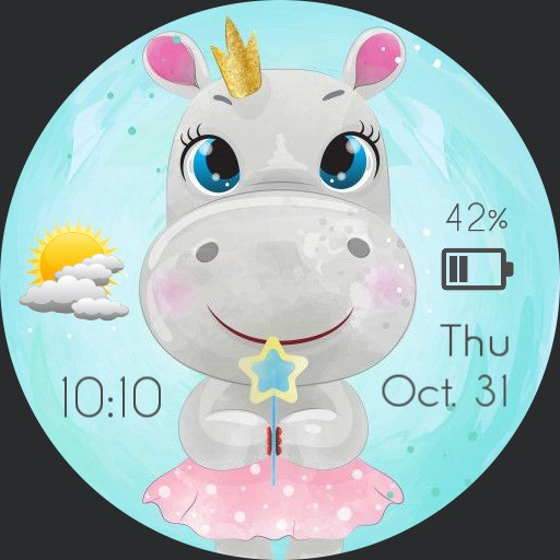 Princess Hippo Copy