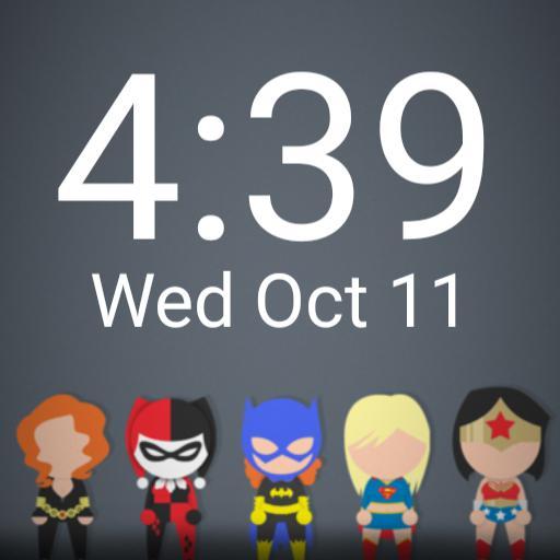 little female superheroes
