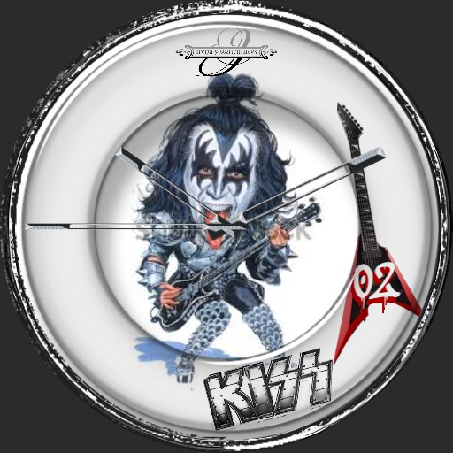 The Band  KISS  4S.