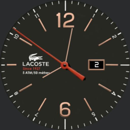 Gear Lacoste 1.0
