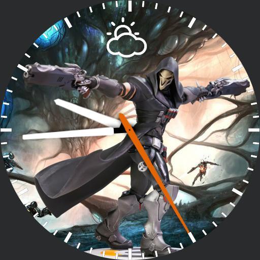 Overwatch - Reaper HD