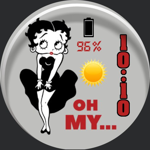 Betty boop animated  Copy