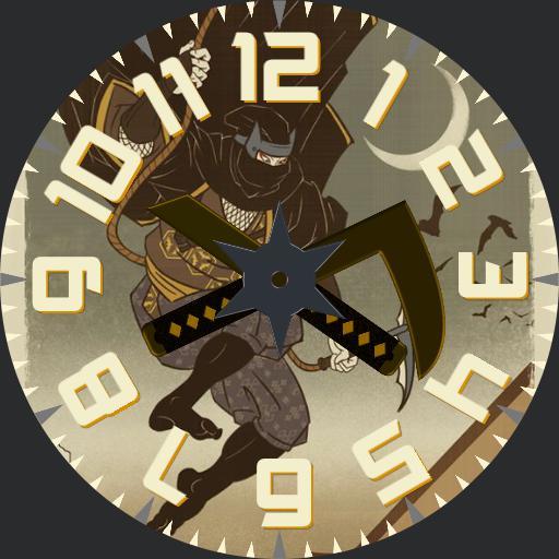 Bronin Designs Japan Bat Man