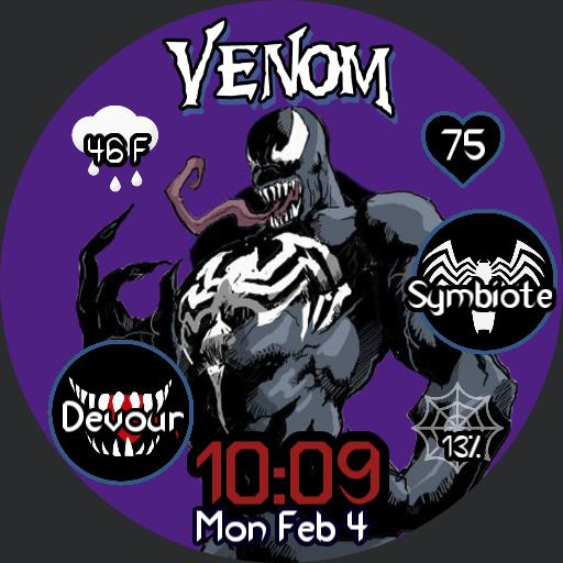 The Venom Snack
