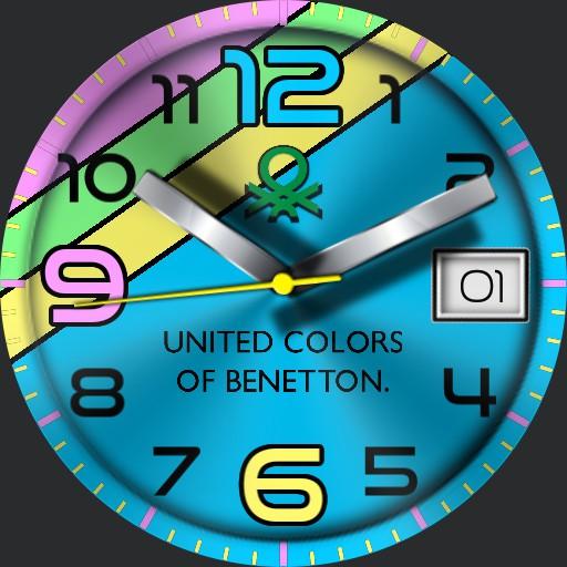 United Colors of benetton V.3