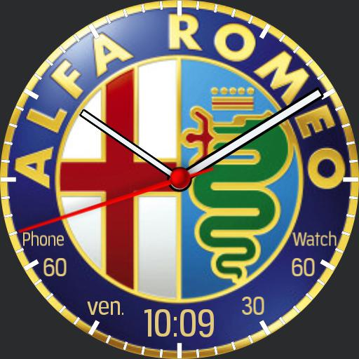 Alfa Romeo watch