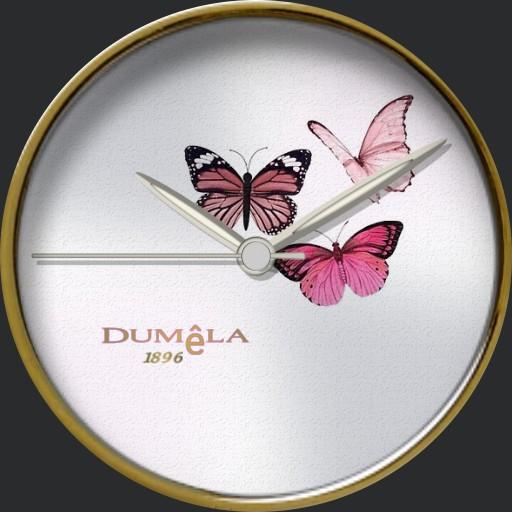 Dumla butterfly