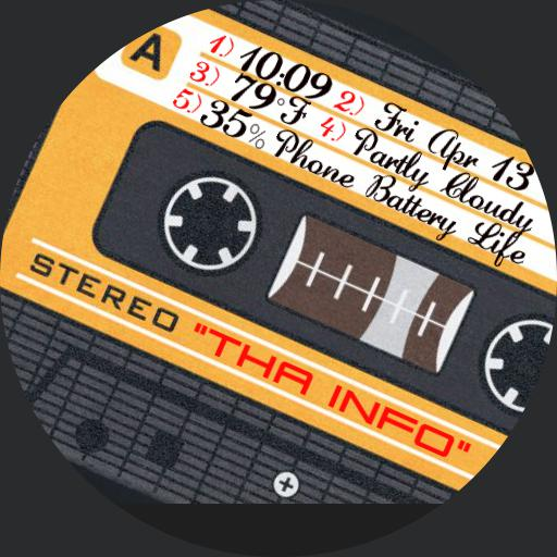 Cassette Info