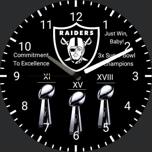 Raiders super bowl champs Copy