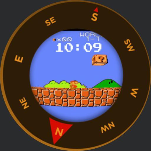 Mario watch