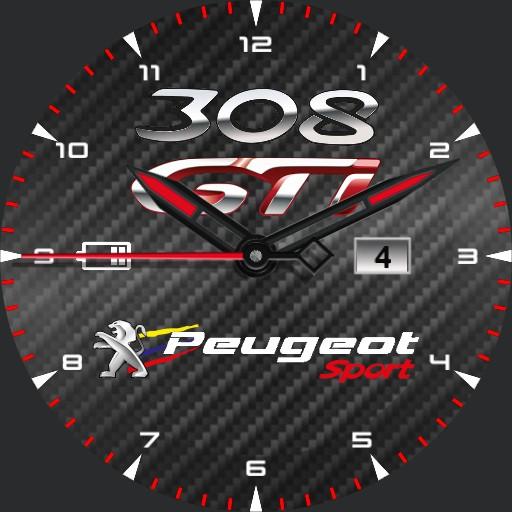 peugeot 308 GTi peugeot sport carbon