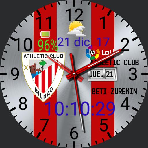Athletic Club de Bilbao Modular Racer by armagono
